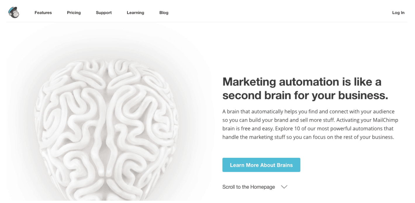 Generating new marketing ideas is the brain for your business.