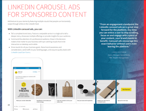 eBook example that can enhance content marketing strategy.
