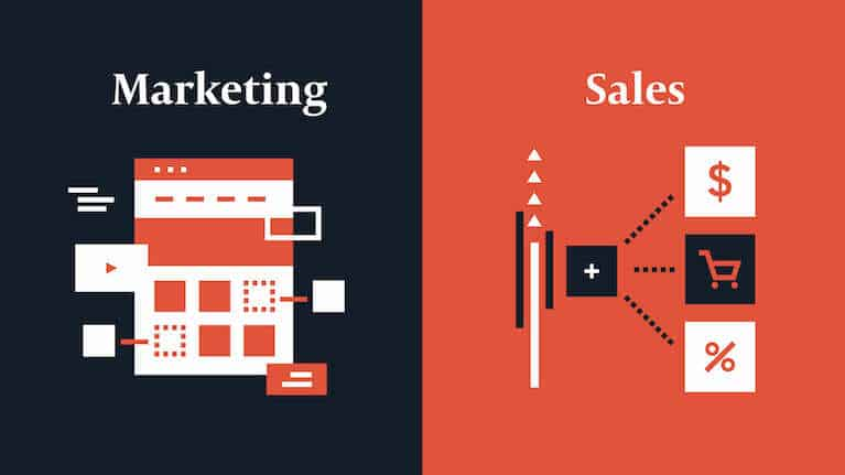 Align sales and marketing to better track B2B marketing KPIs.
