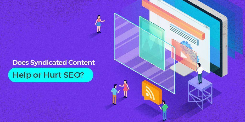 SEO impact on content syndication