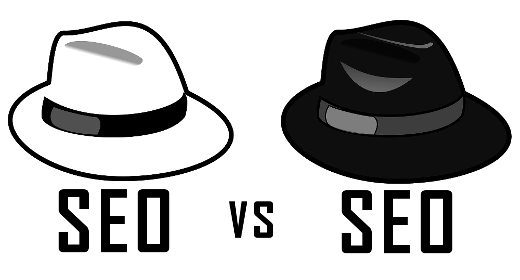 White Hat SEO is different from Black Hat SEO.