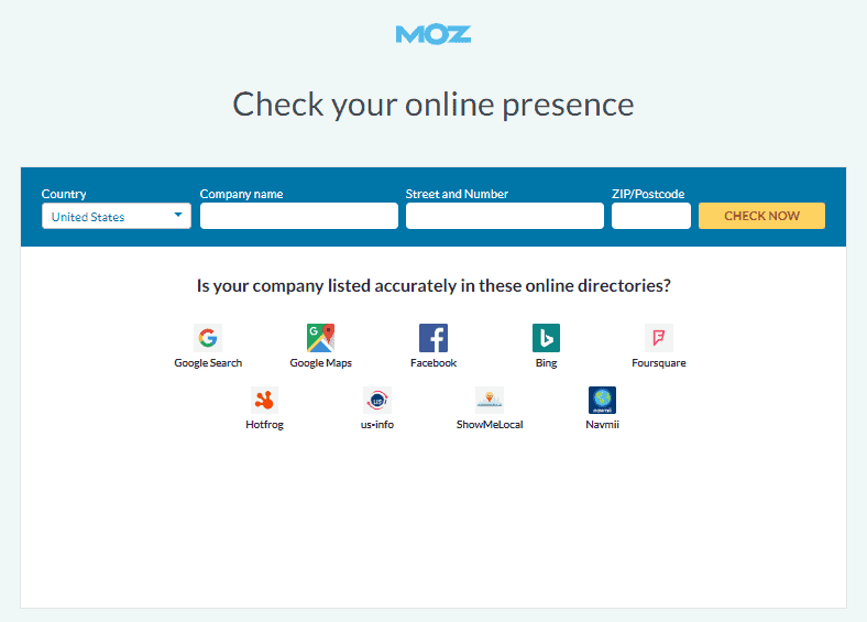 moz local page